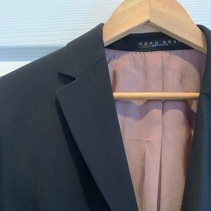 Men's Hugo boss black blazer